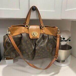 Authentic Louis Vuitton Boetie Monogram Handbag